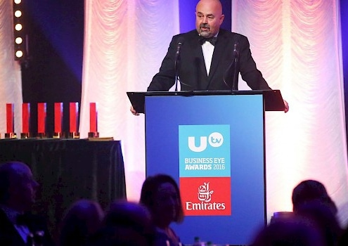 Multishower UTV Business Eye Award