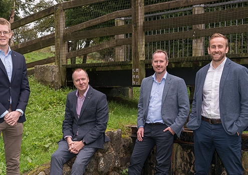 Scotland Office - Andrew-Smythe,-Chris-Maylin,-Jeff-Drennan,-Jamie-Watts-of-Amplifi