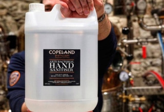 Copelands Hand Sanitiser Featured Image