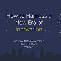 How to harness a new era of innovation square