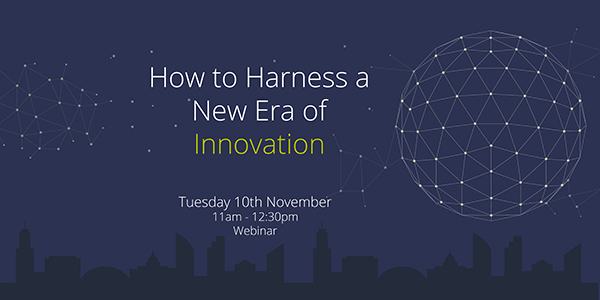 How to Harness a New Era of Innovation Banner