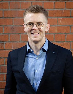 Andrew Smythe, Regional Manager